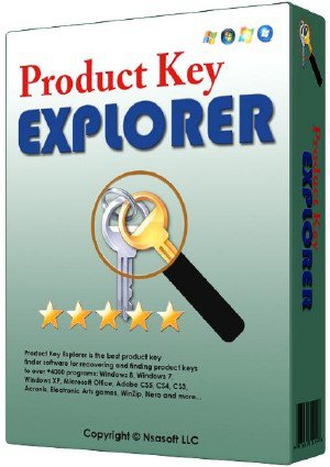 Nsasoft Product Key Explorer 4.0.2.0