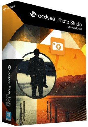 ACDSee Photo Studio Standard 2018 21.1 Build 791 (x86/x64)