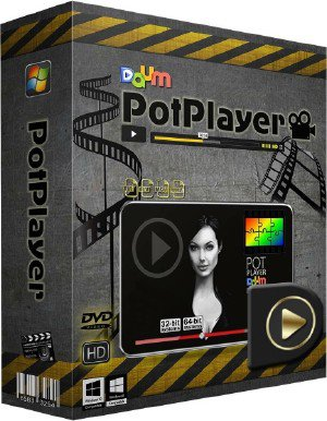 Daum PotPlayer 1.7.7145 Stable