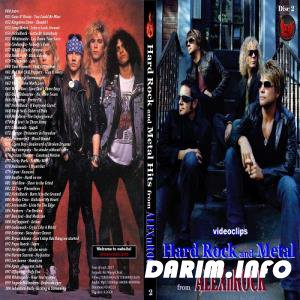Hard Rock and Metal от ALEXnROCK Part2 (2017)