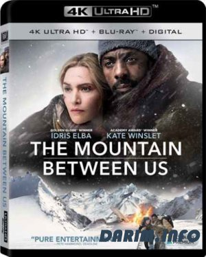 Между нами горы / The Mountain Between Us (2017) HDRip