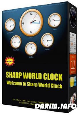 Sharp World Clock 8.1.3.0