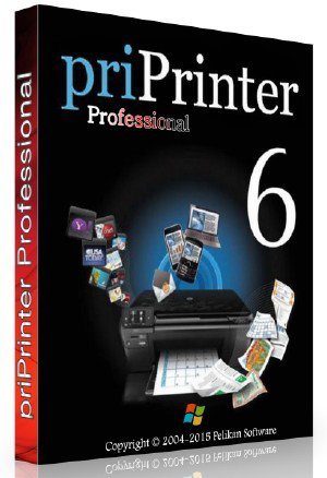 priPrinter Professional 6.4.0.2446 Final