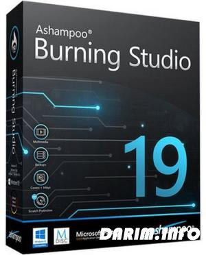 Ashampoo Burning Studio 19.0.1.6 Final Portable (Ml/Rus/2018)