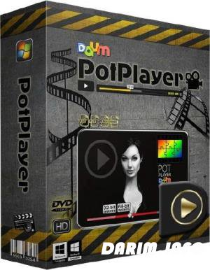 Daum PotPlayer 1.7.7150 Stable (Ml/Rus) Portable