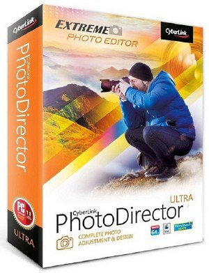 CyberLink PhotoDirector Ultra 9.0.2504.0 + Rus