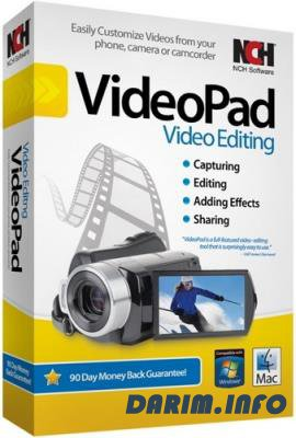 NCH Videopad Professional 6.00 Portable (Ml/Rus/2018)