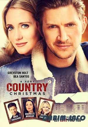 Тихое Рождество / A Very Country Christmas (2017) HDTVRip
