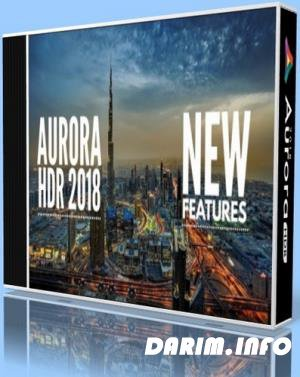 Aurora HDR 2018 1.1.3.1475 Ml/Rus/2018 Portable