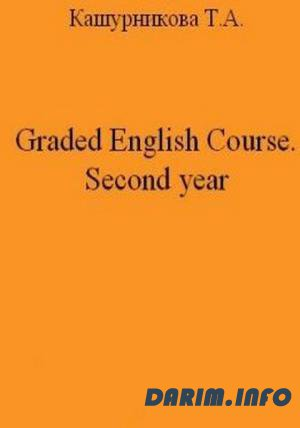 Graded English Course. Second year  pdf