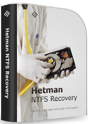 Hetman NTFS Recovery 2.8 Commercial / Office / Home