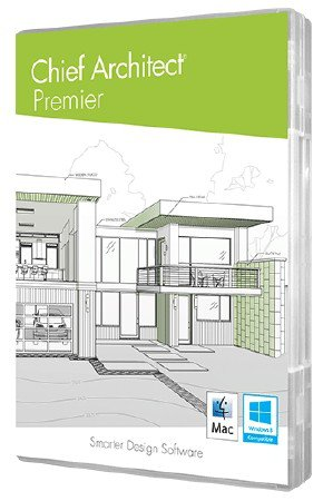 Chief Architect Premier X10 20.1.1.1