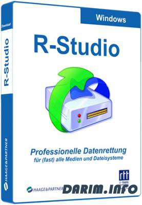 R-Studio 8.5 Build 170237 Network Edition RePack/Portable by TryRooM