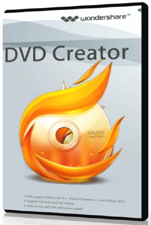 Wondershare DVD Creator 4.5.1.6 + DVD Templates