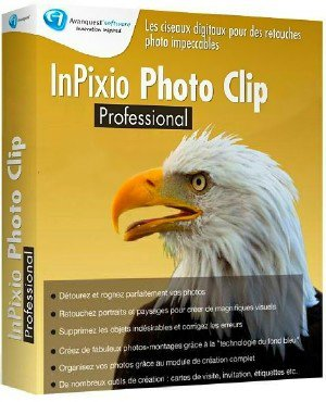 InPixio Photo Clip Professional 8.4.0 + Rus