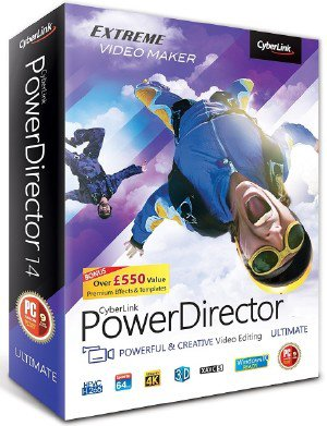 CyberLink PowerDirector Ultimate 16.0.2730.0 + Rus