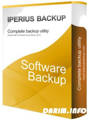Iperius Backup 5.5.3 (Rus/ML)