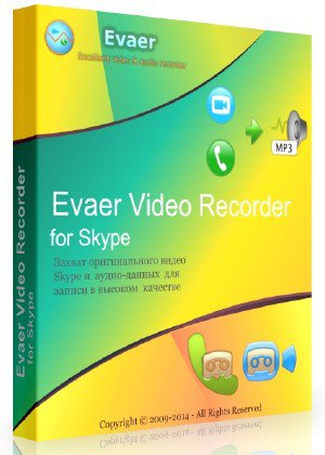 Evaer Video Recorder for Skype 1.8.5.27
