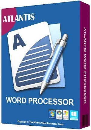 Atlantis Word Processor 3.2.4