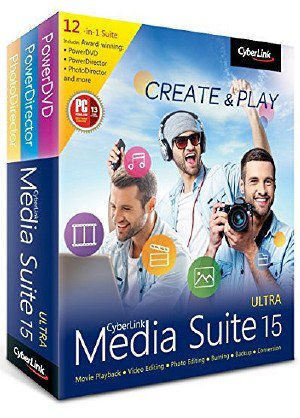 CyberLink Media Suite Ultra 15.0.1714.0
