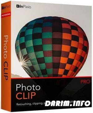 InPixio Photo Clip Professional 8.5.0 Portable Ml/Rus