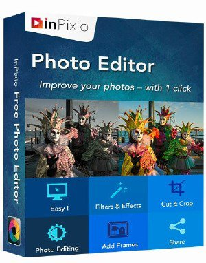 InPixio Photo Editor 8.5.6740.18837