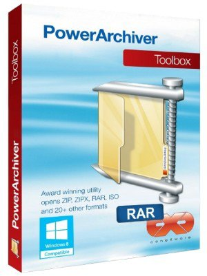 PowerArchiver 2018 Professional 18.00.57