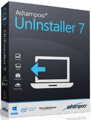 Ashampoo UnInstaller 7.00.10 DC 28.06.2018