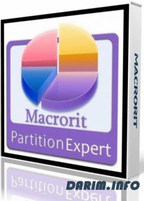 Macrorit Disk Partition Expert 5.0.0 Unlimited Edition Rus/Eng Portable
