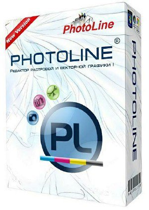 PhotoLine 21.00 + Portable + Rus