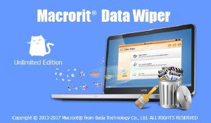Macrorit Data Wiper 4.3.0 Unlimited Edition + Portable
