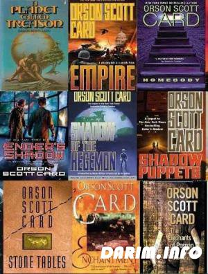 Orson Scott Card. 154 books  fb2/epub