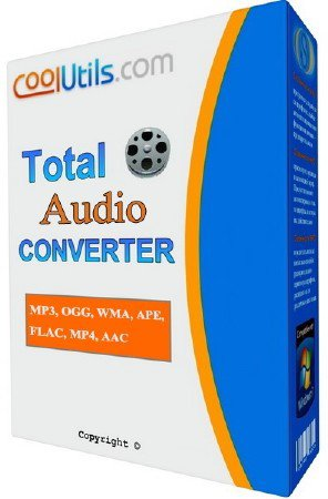 CoolUtils Total Audio Converter 5.3.0.166