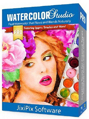 Jixipix Watercolor Studio 1.2.8