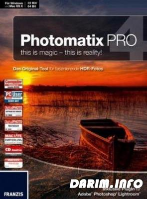 HDRsoft Photomatix Pro 6.1 Portable (ML/Rus)