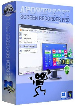 Apowersoft Screen Recorder Pro 2.3.4 (Build 07/30/2018) + Rus