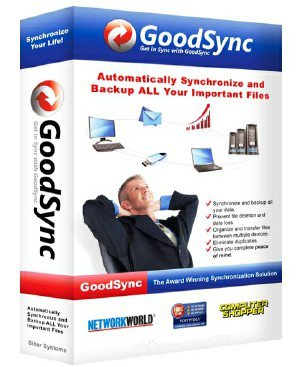 GoodSync Enterprise 10.9.4.4