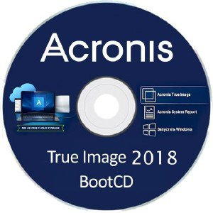 Acronis True Image 2019 Build 13660 Final BootCD