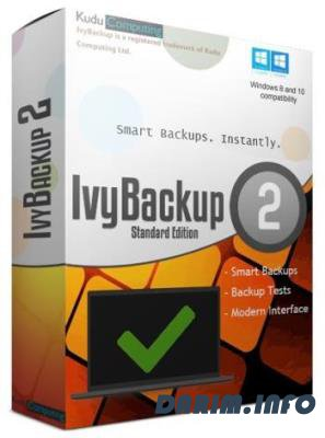 IvyBackup 2.9.2 Rev 19100 Home Edition