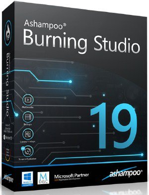 Ashampoo Burning Studio 19.0.2.6 Final DC 03.09.2018