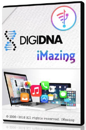 DigiDNA iMazing 2.6.1