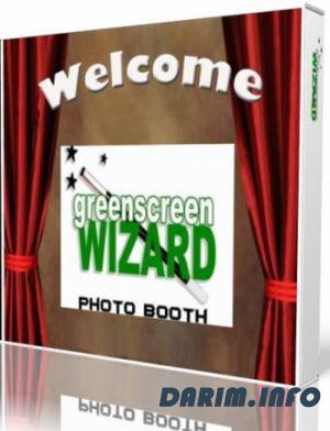 Green Screen Wizard Photobooth 4.6 Ml/RUS Portable