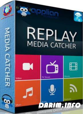 Replay Media Catcher 7.0.1.26
