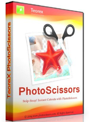 Teorex PhotoScissors 5.0