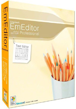 Emurasoft EmEditor Professional 18.1.1 Final + Portable