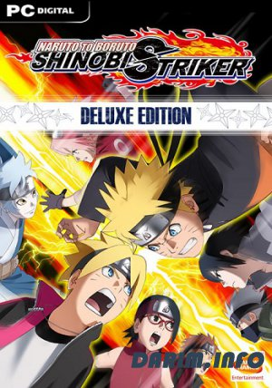 NARUTO TO BORUTO: SHINOBI STRIKER Deluxe Edition (2018/PC)