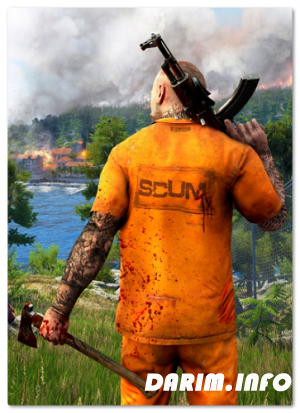 SCUM (2018/PC/RUS/ENG/v.0.1.17.8433)
