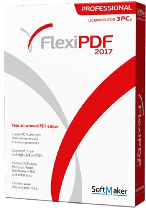 SoftMaker FlexiPDF 2017 Professional 1.11