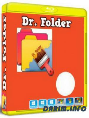 Dr. Folder 2.6.0.0 Portable + Bonus Icons Pack