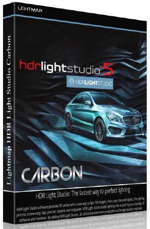 Lightmap HDR Light Studio Carbon 5.8.0